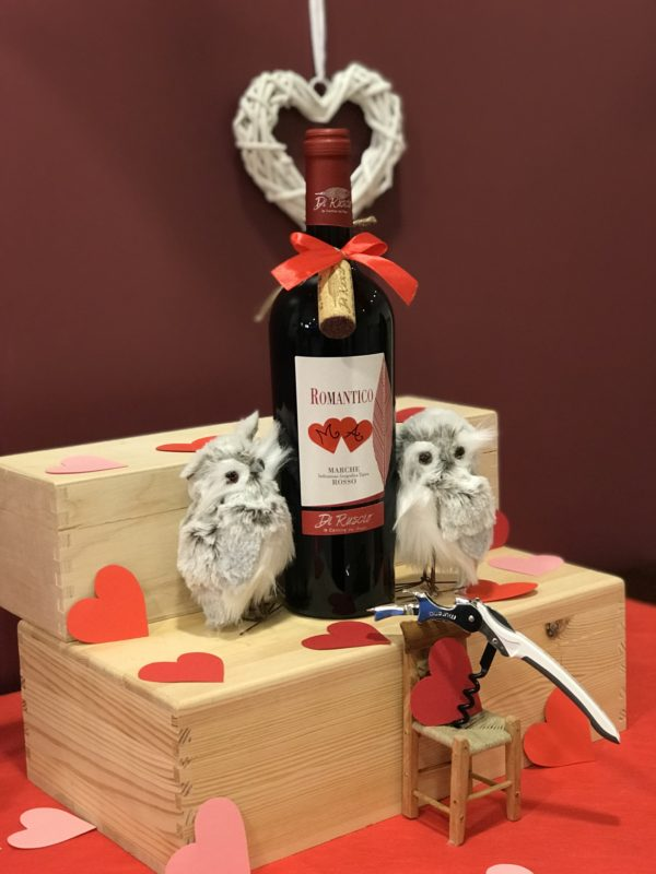 San Valentino con Romantico