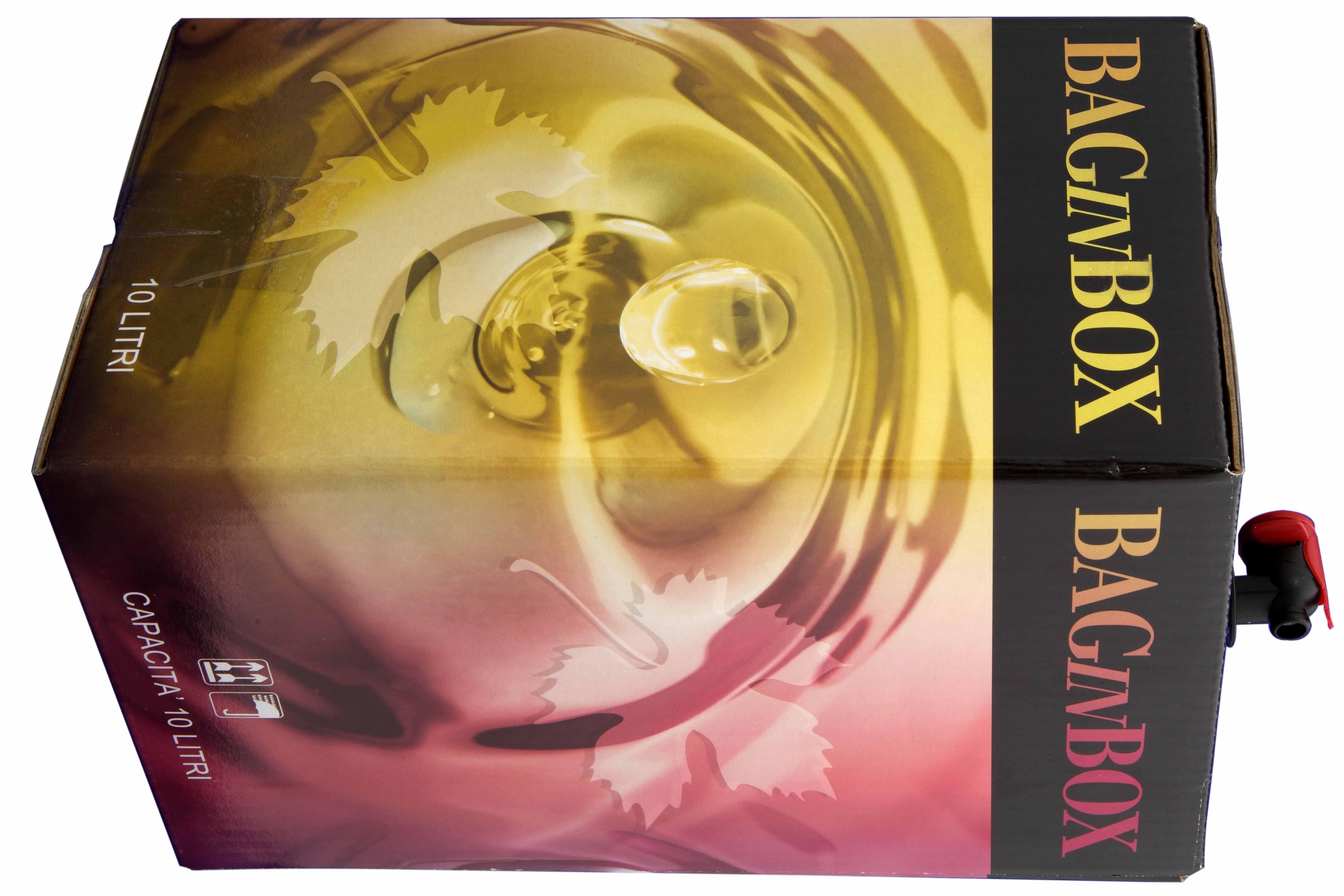 La rivoluzione del vino sfuso si chiama Bag in Box