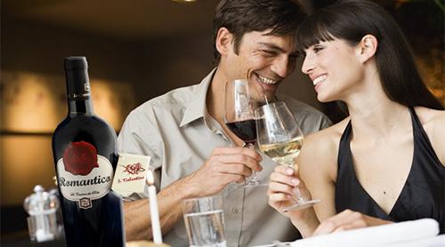 San Valentino Romantico con Cantina Di Ruscio!