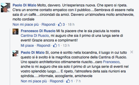 screenshot Di Mizio