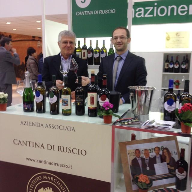 VINITALY 2015 CANTINA DI RUSCIO