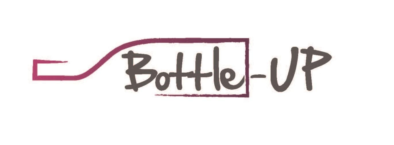 Bottiglie con etichetta personalizzata con Bottle-up!