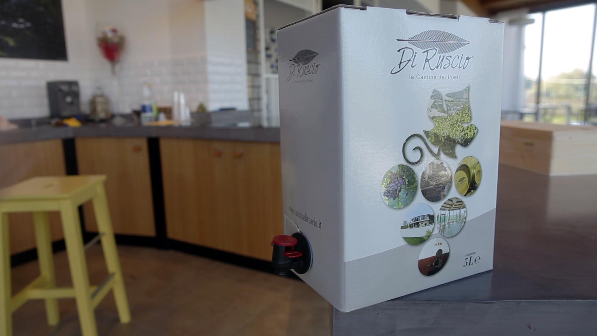 Perché bere vino nel Bag in Box? [FAQ]