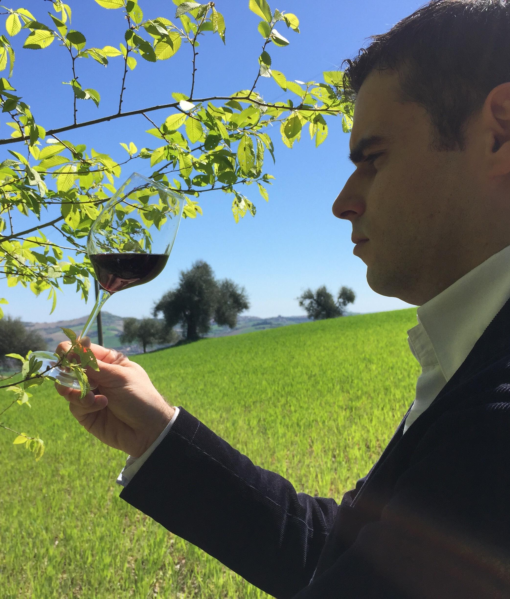 """Nasce """"L'angolo dell'innamorato del Vino"""""""