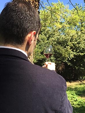 Innamorato del vino: Primi approcci