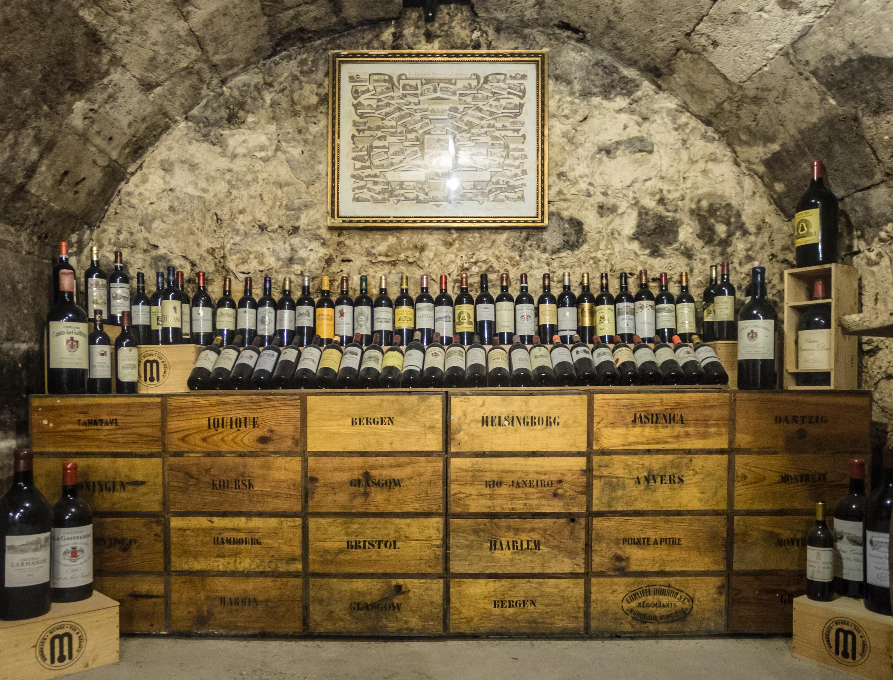 Corretta conservazione del vino [Innamorato del vino]