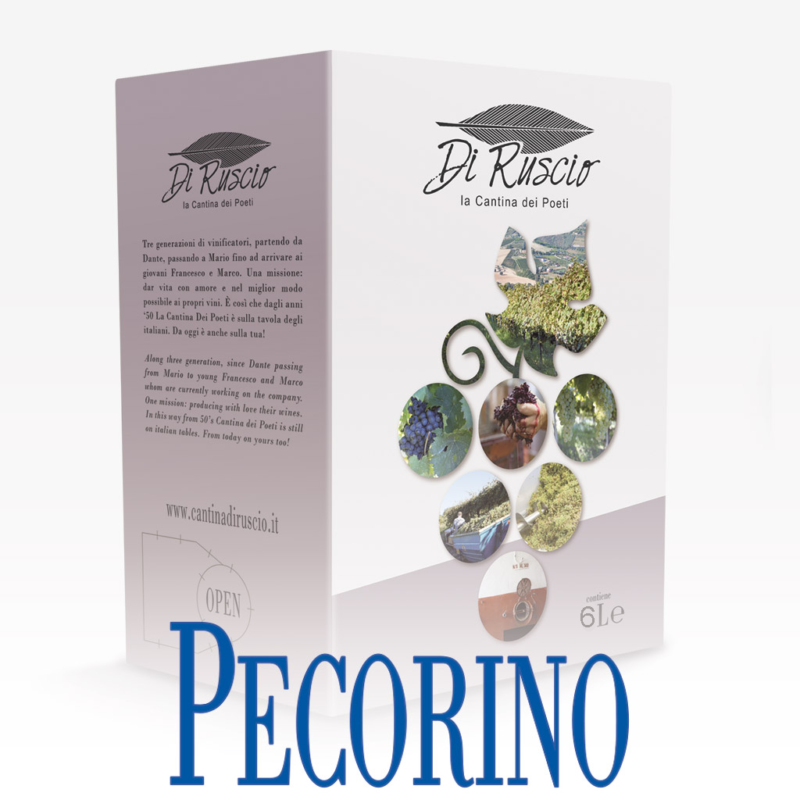 Pecorino Bag In Box