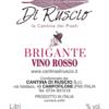 Vino Rosso BRIGANTE