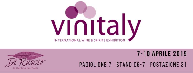 Pronti per il Vinitaly 2019?