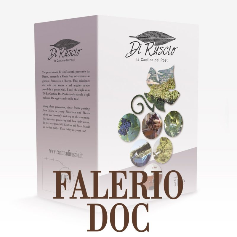falerio doc bag in box